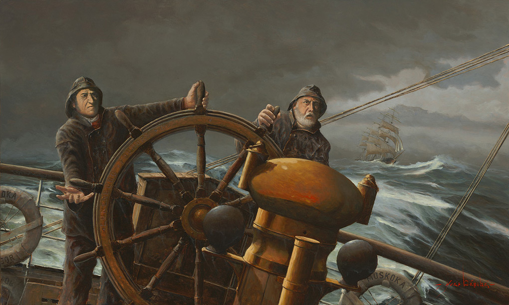 The Marine Art Prints Nautical Oil Paintings And Maritime Scenes Of